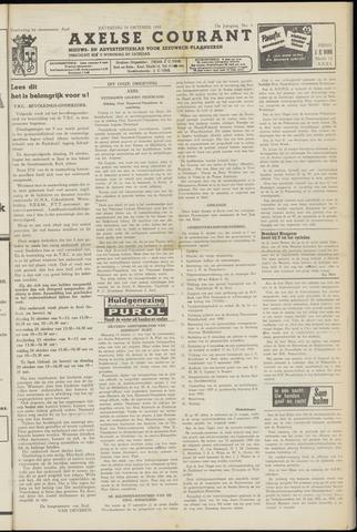 Axelsche Courant 1958-10-18