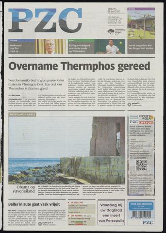 Provinciale Zeeuwse Courant 2013-06-28