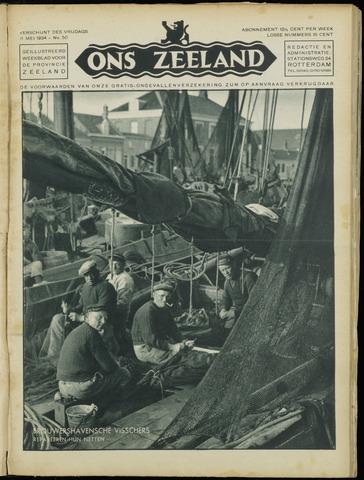 Ons Zeeland / Zeeuwsche editie 1934-05-11