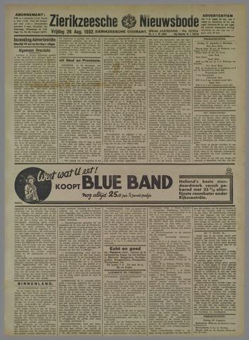 Zierikzeesche Nieuwsbode 1932-08-26