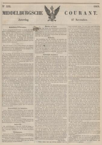 Middelburgsche Courant 1869-11-27