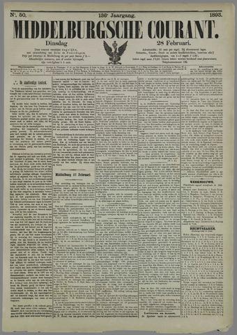 Middelburgsche Courant 1893-02-28