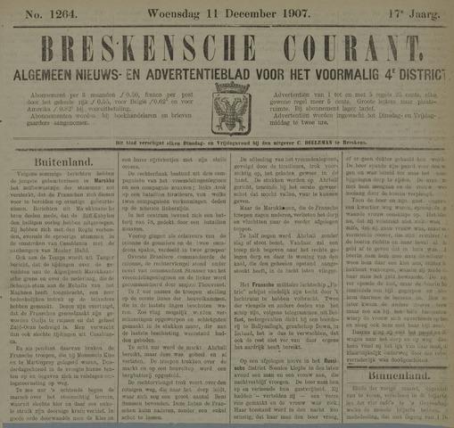 Breskensche Courant 1907-12-11
