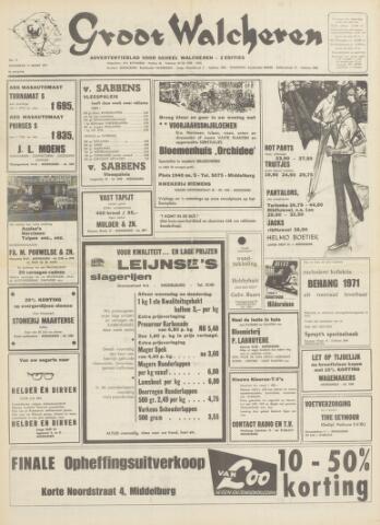 Groot Walcheren 1971-03-11