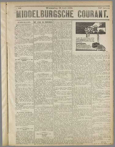 Middelburgsche Courant 1922-07-19