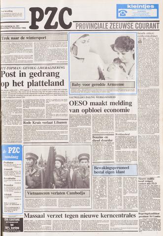 Provinciale Zeeuwse Courant 1988-12-21