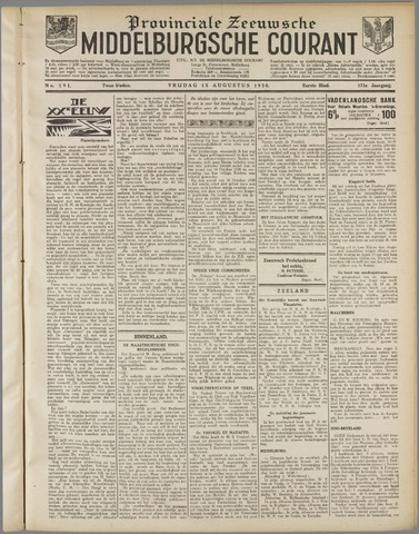 Middelburgsche Courant 1930-08-15