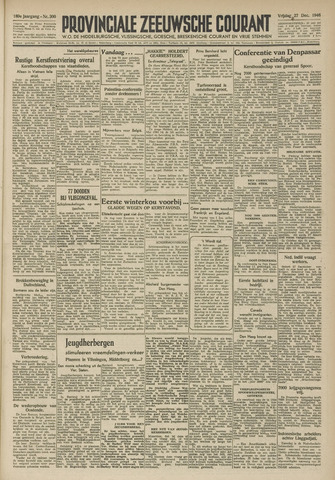 Provinciale Zeeuwse Courant 1946-12-27