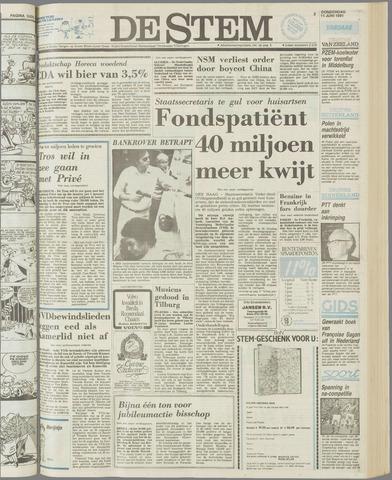 de Stem 1981-06-11