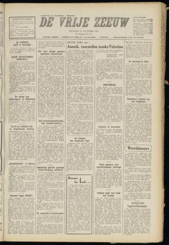 de Vrije Zeeuw 1947-10-14