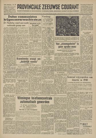 Provinciale Zeeuwse Courant 1949-03-23