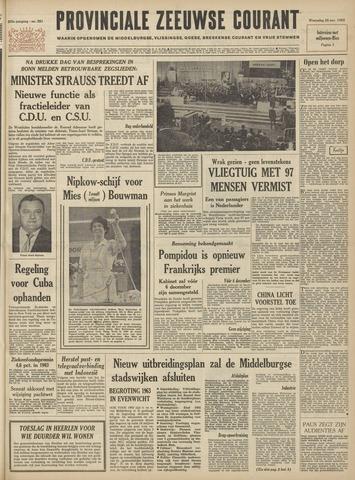 Provinciale Zeeuwse Courant 1962-11-28
