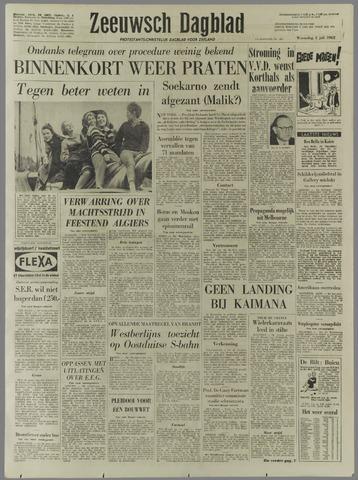 Zeeuwsch Dagblad 1962-07-04