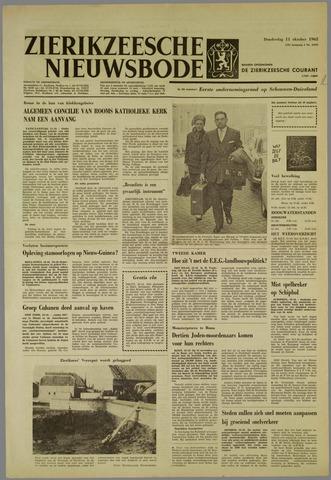 Zierikzeesche Nieuwsbode 1962-10-11