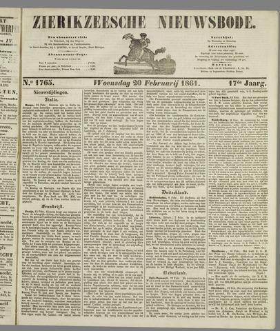 Zierikzeesche Nieuwsbode 1861-02-20