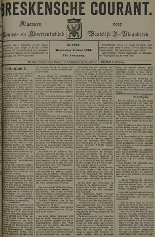 Breskensche Courant 1913-06-04