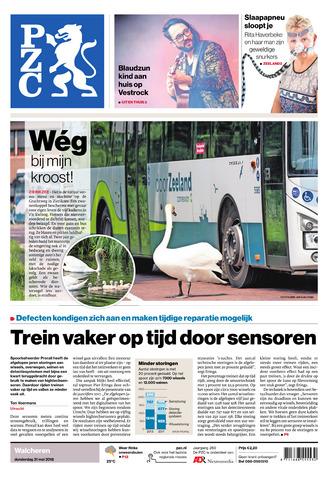 Provinciale Zeeuwse Courant 2018-05-31