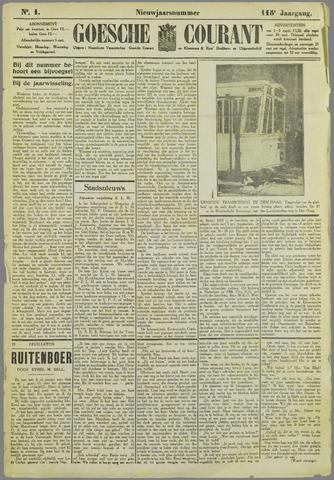 Goessche Courant 1928