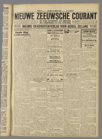 Nieuwe Zeeuwsche Courant 1932-01-30