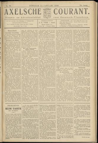 Axelsche Courant 1936-01-14