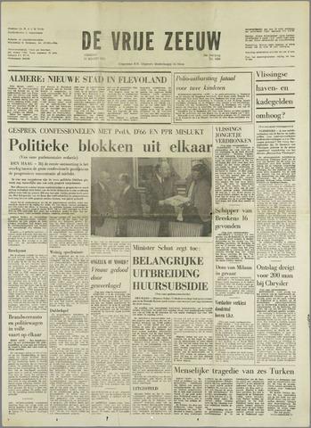 de Vrije Zeeuw 1971-03-12