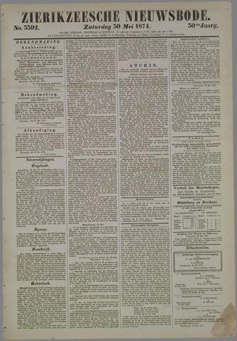 Zierikzeesche Nieuwsbode 1874-05-30