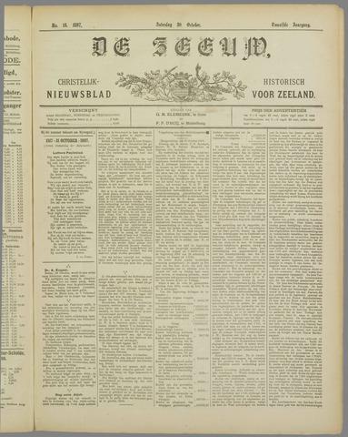 De Zeeuw. Christelijk-historisch nieuwsblad voor Zeeland 1897-10-30
