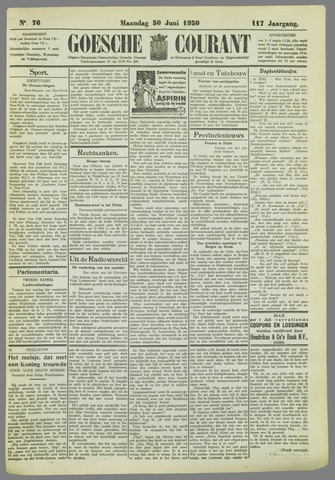 Goessche Courant 1930-06-30