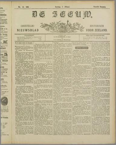 De Zeeuw. Christelijk-historisch nieuwsblad voor Zeeland 1898-02-05