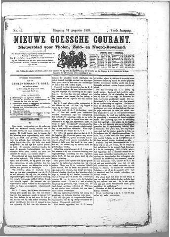 Nieuwe Goessche Courant 1869-08-31