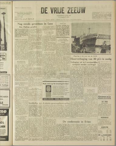 de Vrije Zeeuw 1961-06-08