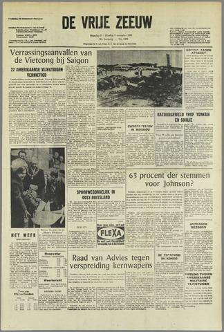 de Vrije Zeeuw 1964-11-02