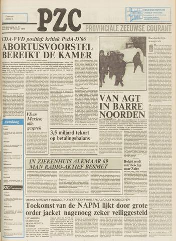 Provinciale Zeeuwse Courant 1979-02-17