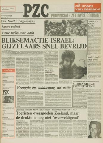 Provinciale Zeeuwse Courant 1976-07-05