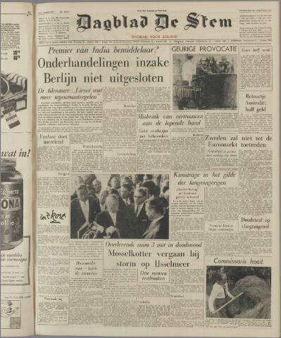 de Stem 1961-08-23