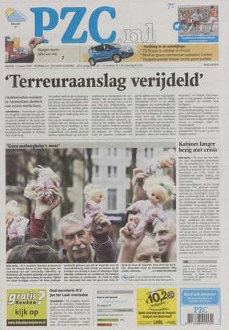 Provinciale Zeeuwse Courant 2009-03-13