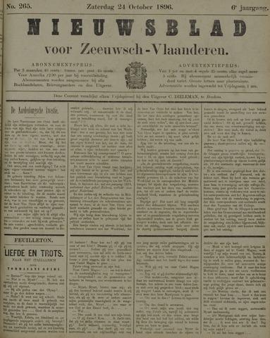 Nieuwsblad voor Zeeuwsch-Vlaanderen 1896-10-24