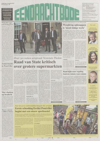 Eendrachtbode (1945-heden)/Mededeelingenblad voor het eiland Tholen (1944/45) 2012-08-16