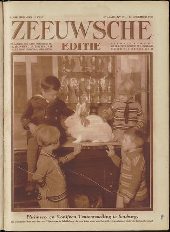 Ons Zeeland / Zeeuwsche editie 1930-12-12