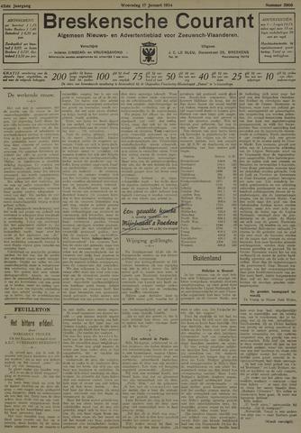 Breskensche Courant 1934-01-17