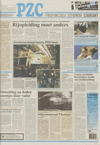 Provinciale Zeeuwse Courant 1997-01-27