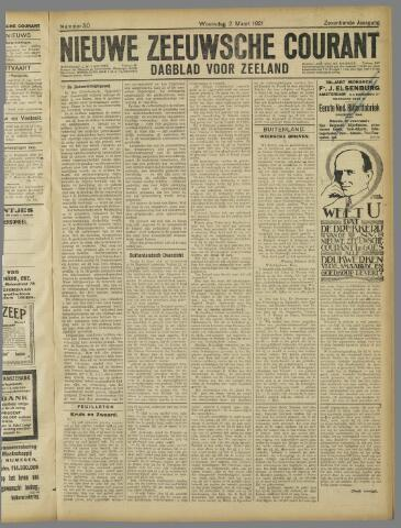 Nieuwe Zeeuwsche Courant 1921-03-02