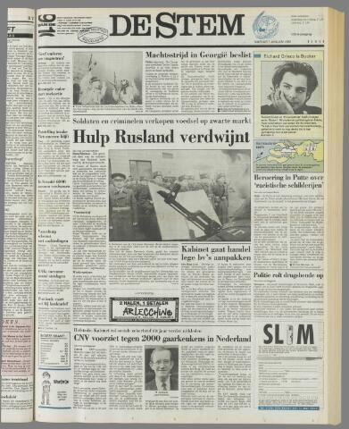 de Stem 1992-01-07