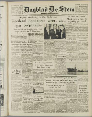 de Stem 1956-10-25