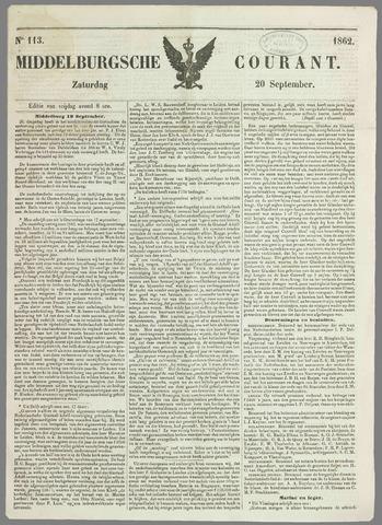 Middelburgsche Courant 1862-09-20
