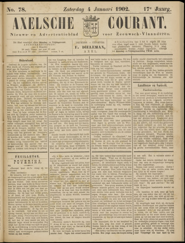 Axelsche Courant 1902-01-04