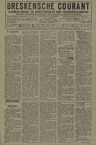 Breskensche Courant 1927-09-10