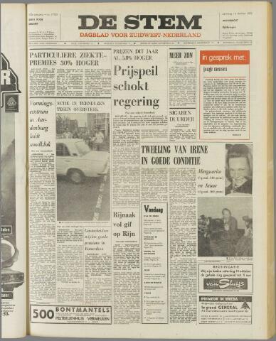 de Stem 1972-10-14