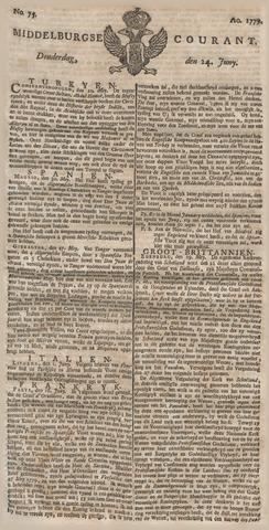 Middelburgsche Courant 1779-06-24