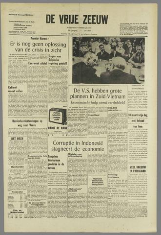 de Vrije Zeeuw 1966-02-09